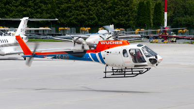 OE-XHI - Airbus Helicopters H125 - Wucher Helicopter
