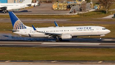 A picture of N78448 - Boeing 737924(ER) - United Airlines - © Oliver Richter