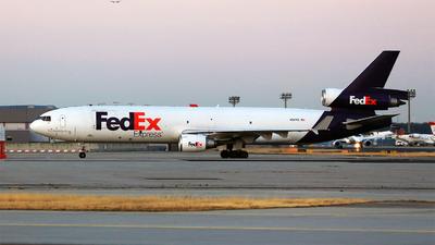 N587FE - McDonnell Douglas MD-11(F) - FedEx