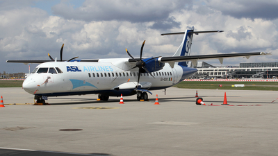 A picture of EISOO - ATR 72500(F) - ASL Airlines - © Frank Specker