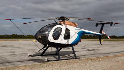 VH-PLF - Hughes 369FF - Aeropower