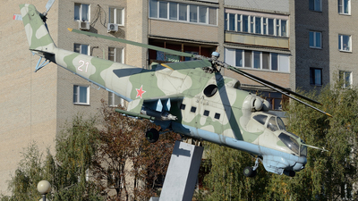21 - Mil Mi-24 Hind - Russia - Air Force