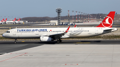 A picture of TCJSL - Airbus A321231 - Turkish Airlines - © Firat Cimenli