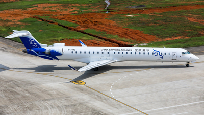B-3142 - Bombardier CRJ-900LR - China Express Airlines