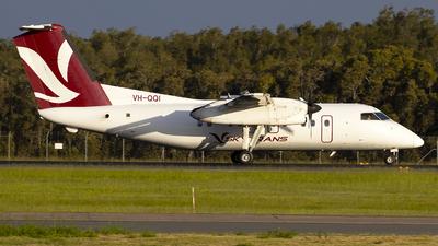 A picture of VHQQI - De Havilland Canada Dash 8100 - Skytrans - © Danielle.L.