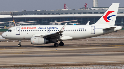 B-6472 - Airbus A319-132 - China Eastern Airlines
