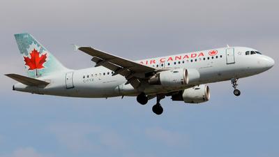 C-FYJI - Airbus A319-114 - Air Canada