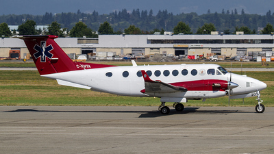 C-FNTA - Beechcraft B300 King Air - Northern Thunderbird Air