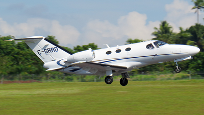 C-GRRD - Cessna 510 Citation Mustang - Private