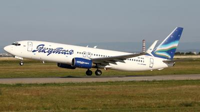 VP-BVE - Boeing 737-86N - Yakutia Airlines