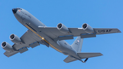 58-0062 - Boeing KC-135T Stratotanker - United States - US Air Force (USAF)