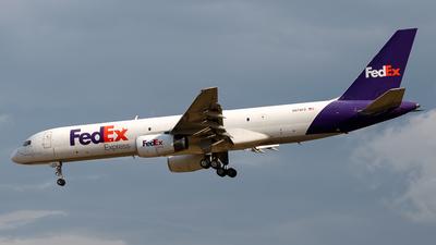 A picture of N979FD - Boeing 757236(SF) - FedEx - © Ivan Jimenez Rojas