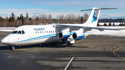A picture of CFXRJ - Avro RJ100 -  - © CJMAviation