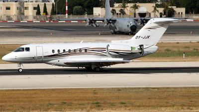 OY-JJK - Hawker Beechcraft 4000 - JoinJet