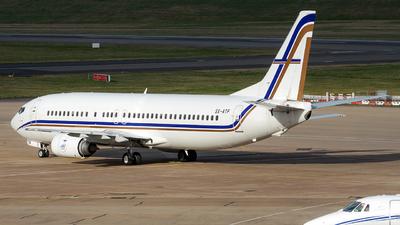 SX-ATF - Boeing 737-406 - GainJet Aviation