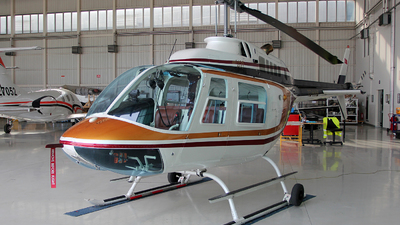 TC-HNS - Bell 206B JetRanger II - Private