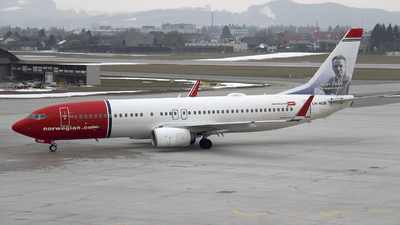 LN-NGB - Boeing 737-8JP - Norwegian