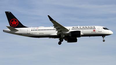 C-GJYE - Airbus A220-371 - Air Canada