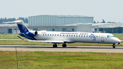 B-7691 - Bombardier CRJ-900LR - China Express Airlines