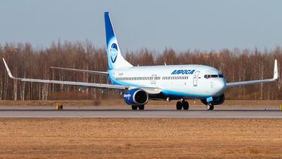 A picture of EIECM - Boeing 73786N - Alrosa - © KomradAlexey