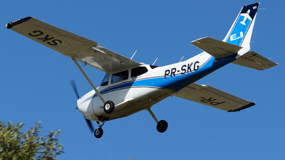 PR-SKG - Cessna 172S Skyhawk - EJ - Escola de Aeronautica Civil