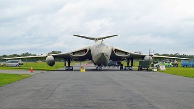 XL231 - Handley Page Victor K.2 - United Kingdom - Royal Air Force (RAF)