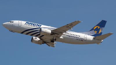 XA-UUI - Boeing 737-3K2 - Magnicharters