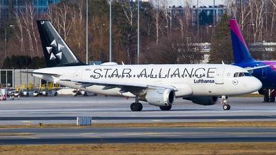 A picture of DAILF - Airbus A319114 - Lufthansa - © Rafal Pruszkowski