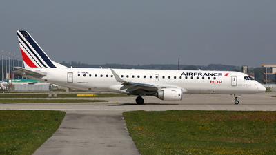 A picture of FHBLM - Embraer E190STD - Air France - © Stefan Mayer