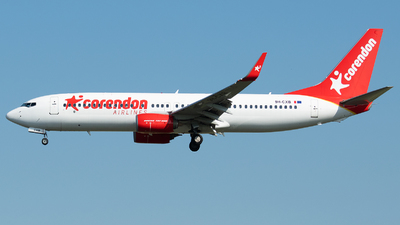 9H-CXB - Boeing 737-85R - Corendon Airlines Europe