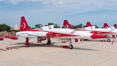 71-3048 - Canadair NF-5A Freedom Fighter - Turkey - Air Force