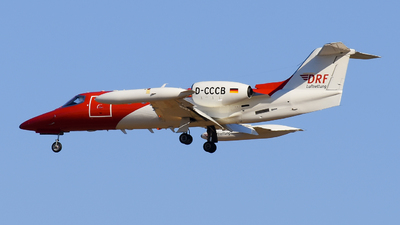 D-CCCB - Bombardier Learjet 35A - DRF Luftrettung