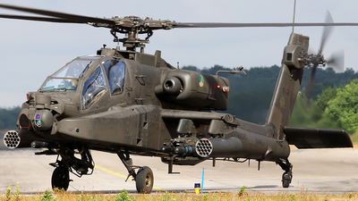 Q-04 - Boeing AH-64D Apache - Netherlands - Royal Air Force