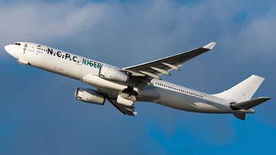 TC-OCS - Airbus A330-343 - Nigeria Christian Pilgrim Commission (Onur Air)
