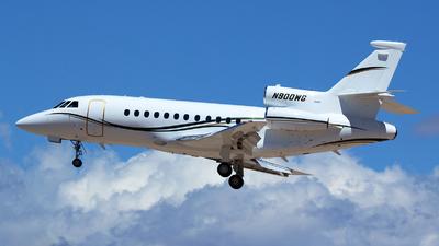 N900WG - Dassault Falcon 900EX - Private