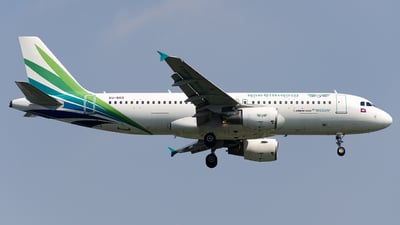 XU-903 - Airbus A320-214 - Lanmei Airlines