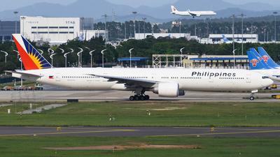 RP-C7776 - Boeing 777-36NER - Philippine Airlines