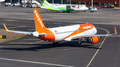 A picture of OEICZ - Airbus A320214 - easyJet - © Nelson Sousa