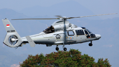 HX-5601 - Airbus Helicopters AS565 MBe Panther - Indonesia - Naval Air Arm
