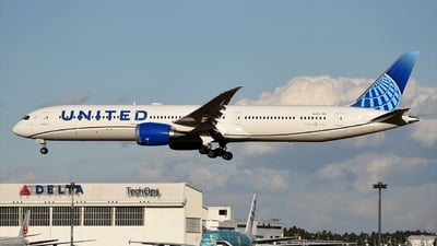 N12010 - Boeing 787-10 Dreamliner - United Airlines