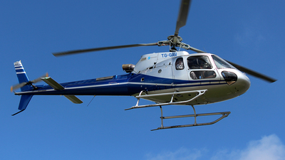 TG-GAV - Eurocopter AS 350B3 Ecureuil - Private
