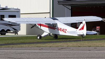 N4141Z - Piper PA-18-150 Super Cub - Private
