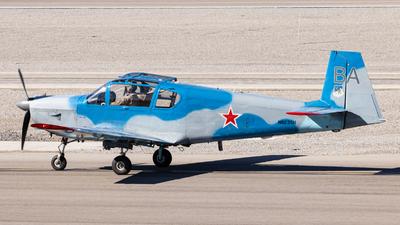 N823SH - IAR-823 - Private