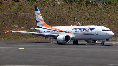 OK-SWB - Boeing 737-8 MAX - SmartWings