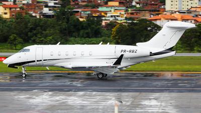 PR-RBZ - Bombardier BD-100-1A10 Challenger 300 - Private