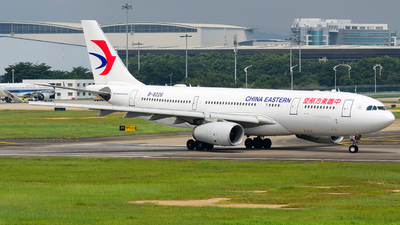 B-8226 - Airbus A330-243 - China Eastern Airlines