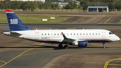 A picture of N828MD - Embraer E170SU - [17000048] - © Vinicius Costa