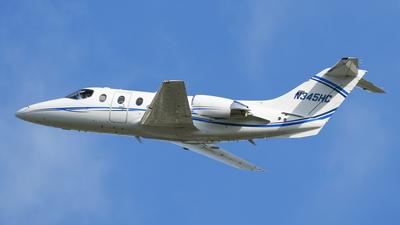 N345HC - Raytheon Hawker 400XP - Private