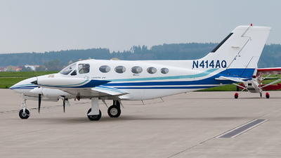 N414AQ - Cessna 414 - Private