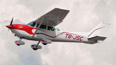 TG-JSC - Cessna R172K Hawk XP - Private